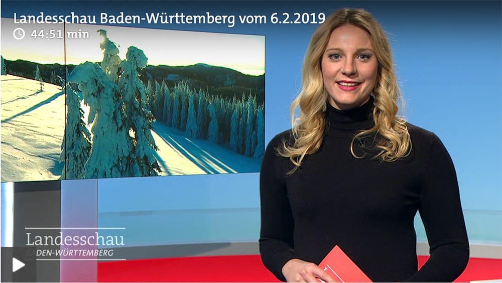 Landesschau Baden-Württemberg vom 6.2.2019