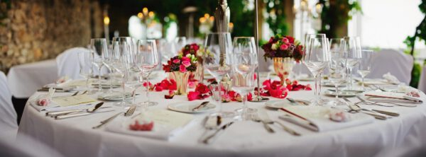 Die perfekte Hochzeits-Location