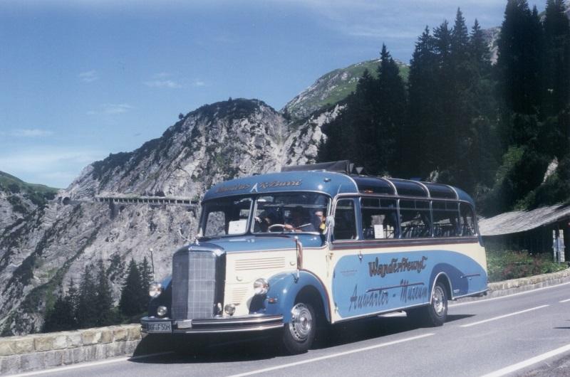 Schwäbische Lifestyle Oldtimerbustour